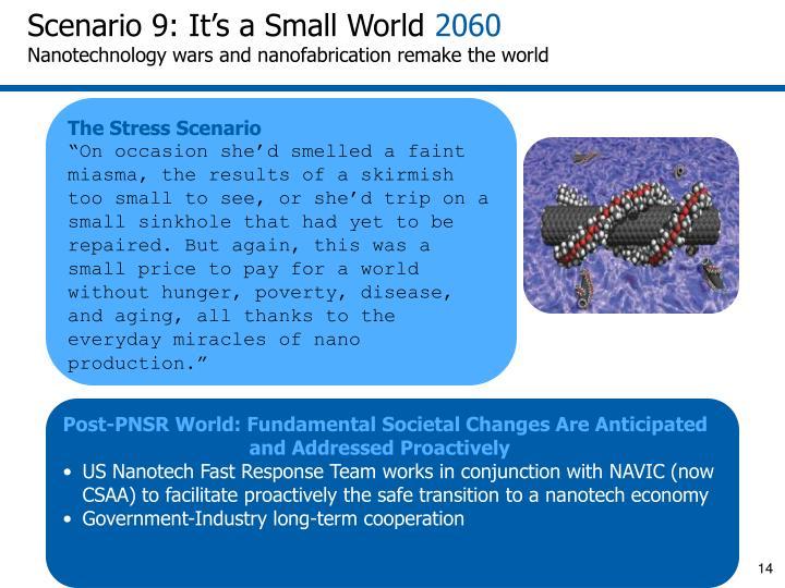 Scenario 9: It's a Small World