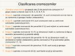 clasificarea cromozomilor1