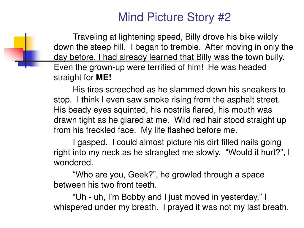 Mind Picture Story #2