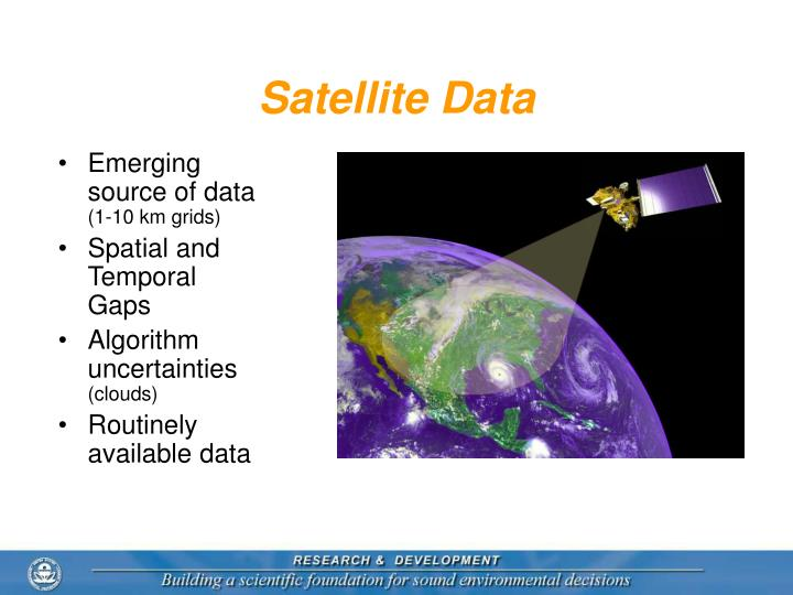 Satellite Data