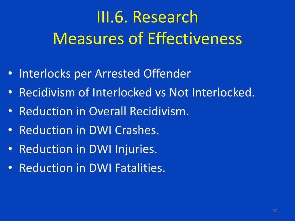 III.6. Research