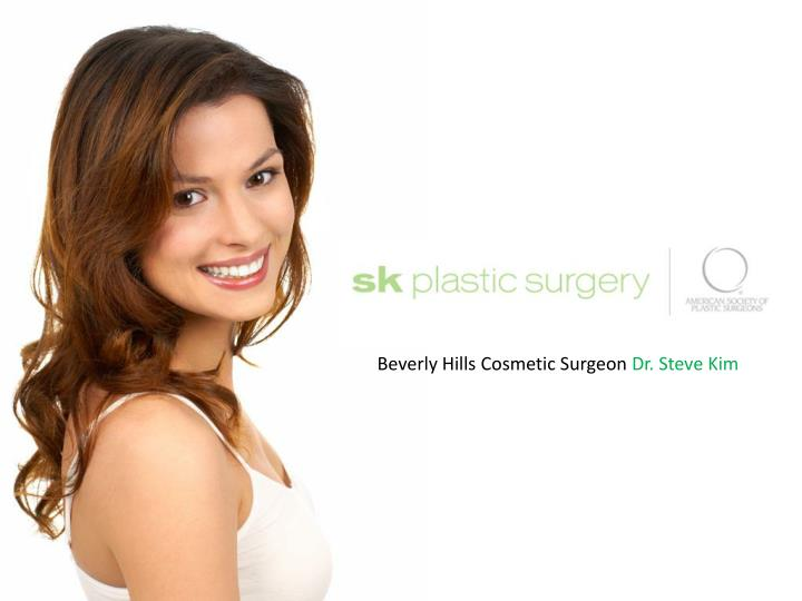 Beverly Hills Cosmetic Surgeon