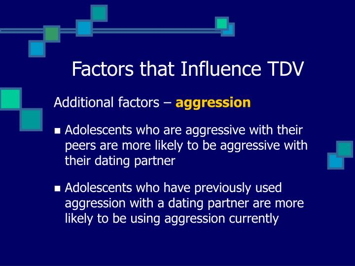 factors that influence teen violence