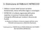 3 distinzione di fabula e intreccio