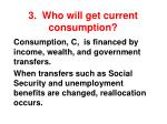 3 who will get current consumption