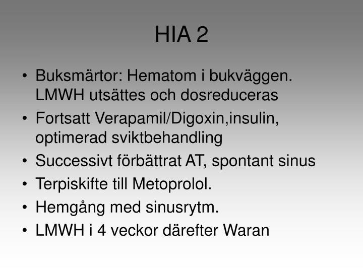 HIA 2