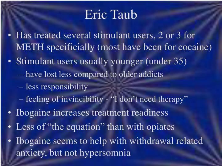 Eric Taub