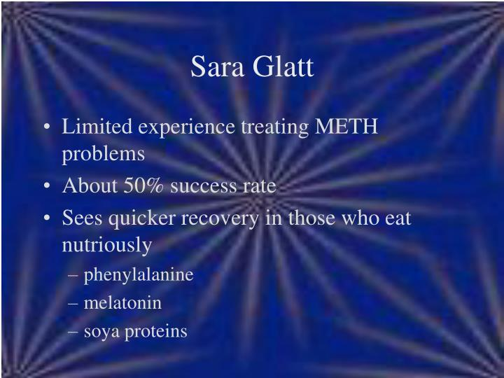 Sara Glatt