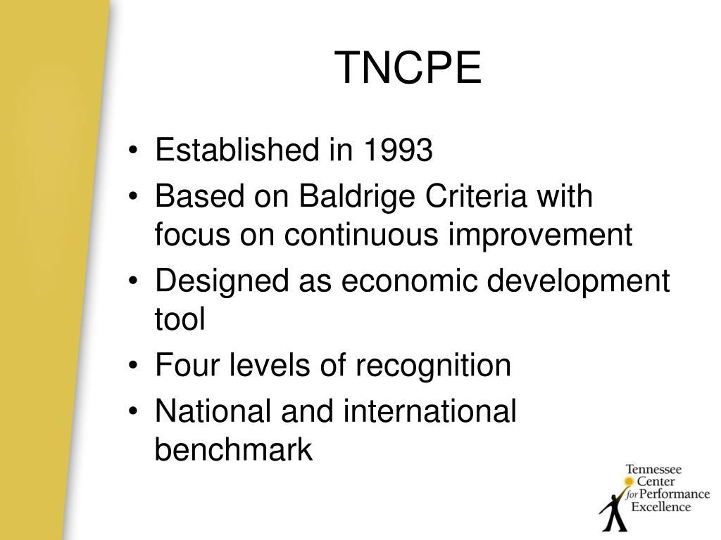 TNCPE