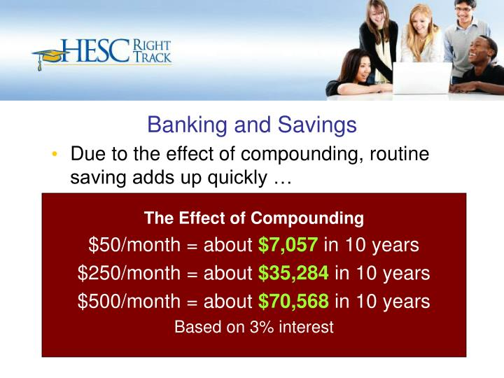 Banking and Savings