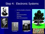 step 4 electronic systems1