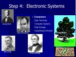 step 4 electronic systems2