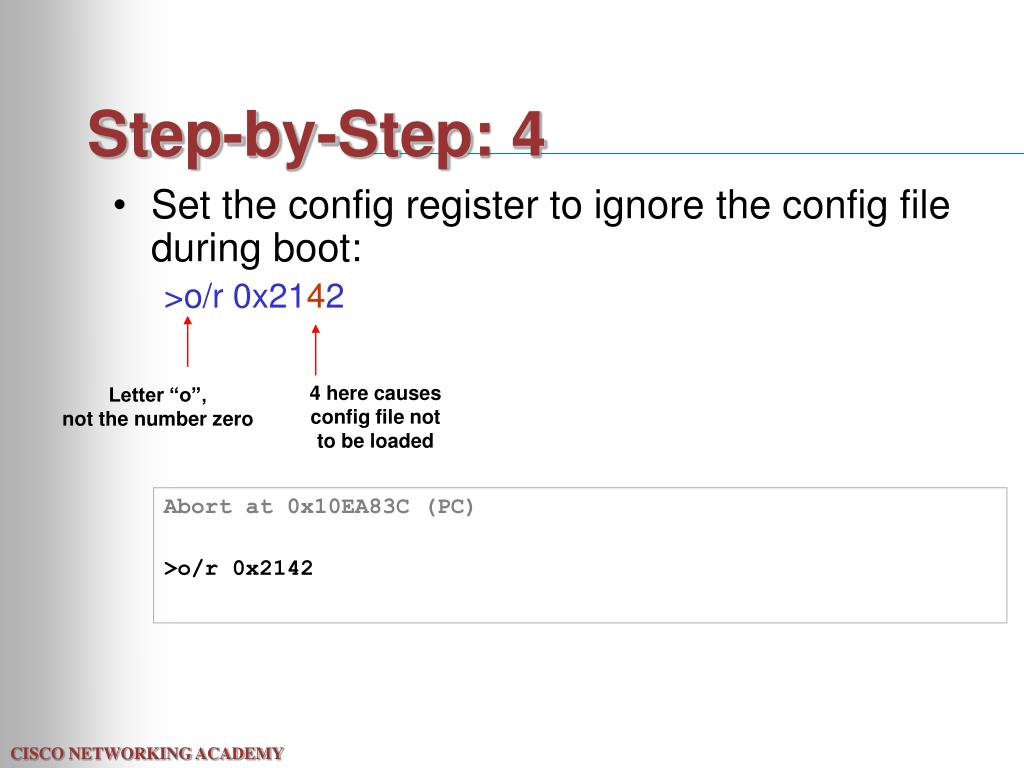 Step-by-Step: 4