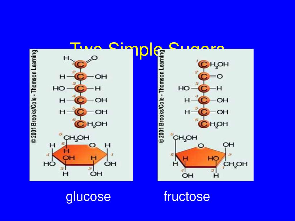Two Simple Sugars