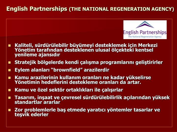 English Partnerships