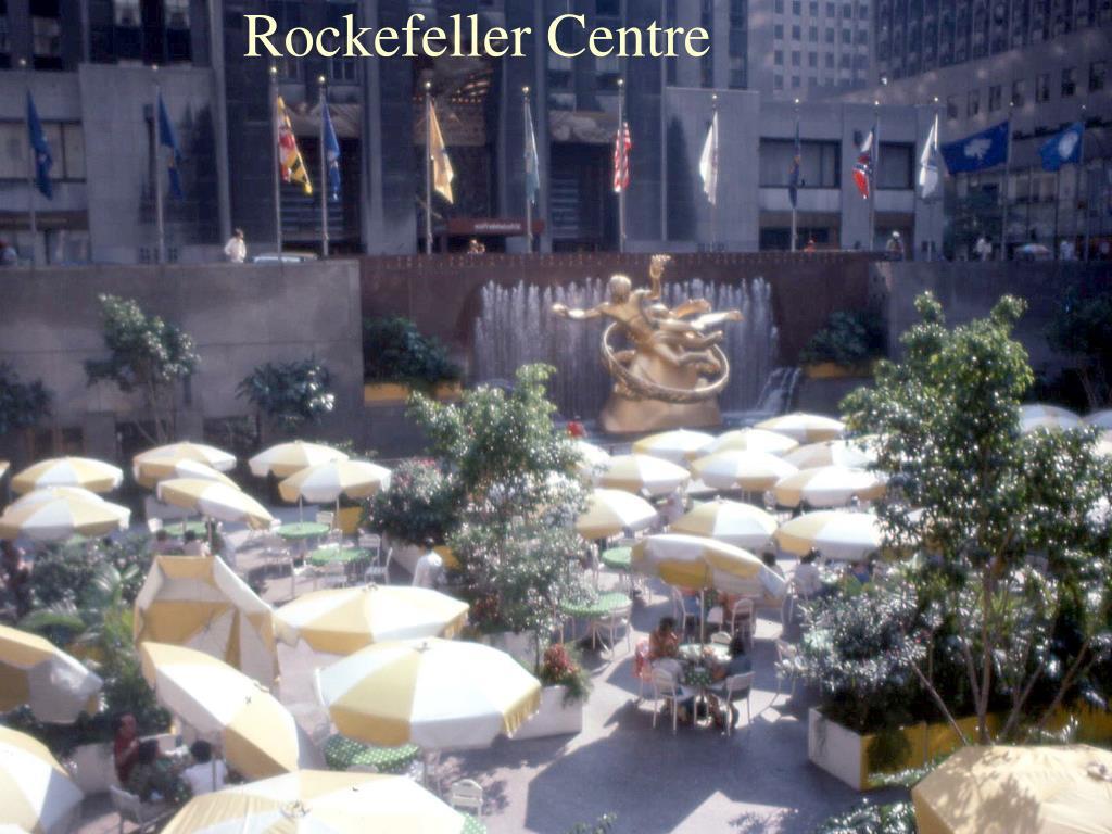 Rockefeller Centre