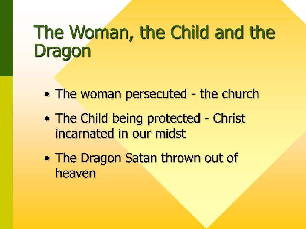 The Woman, the Child and the Dragon
