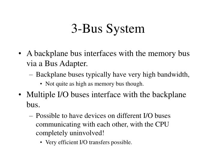 3-Bus System