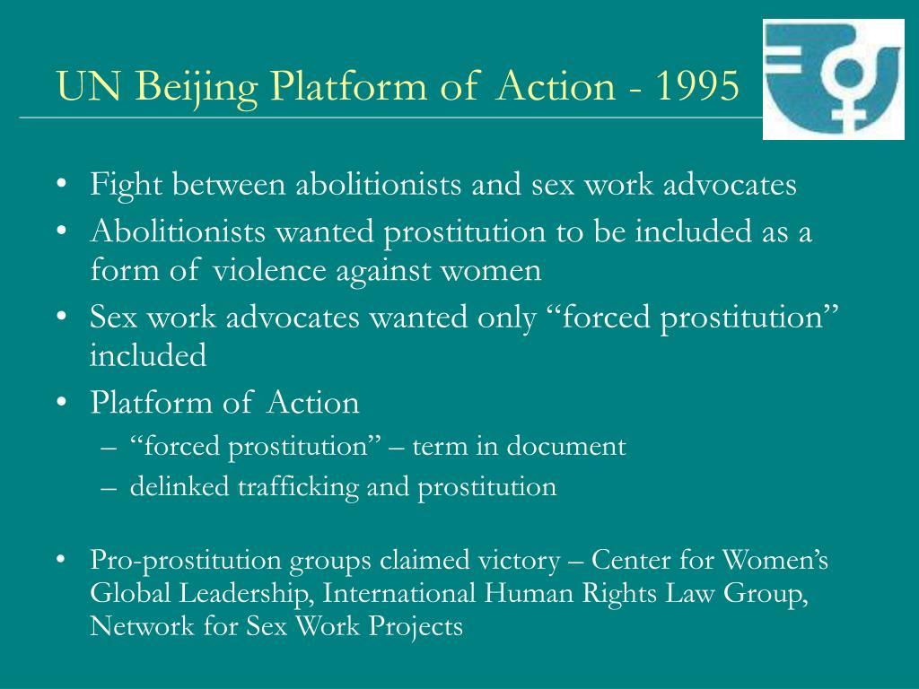 UN Beijing Platform of Action - 1995