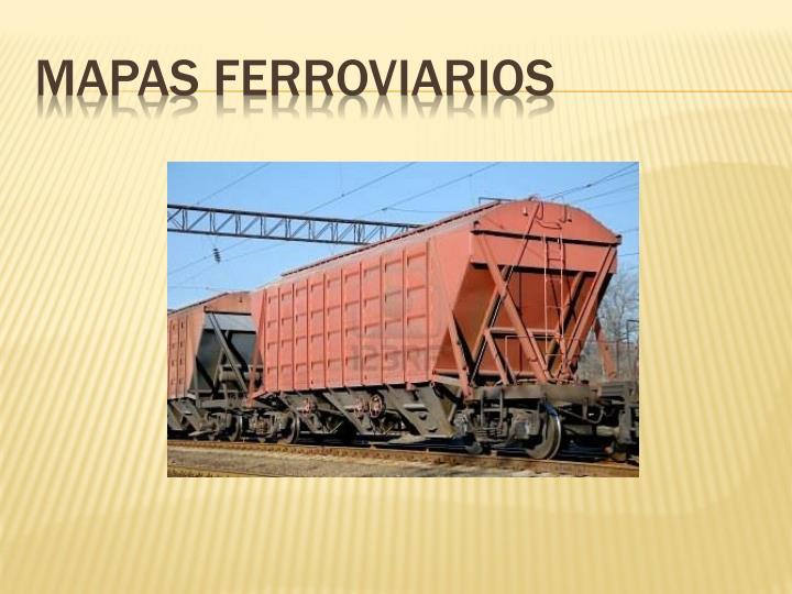 Mapas Ferroviarios