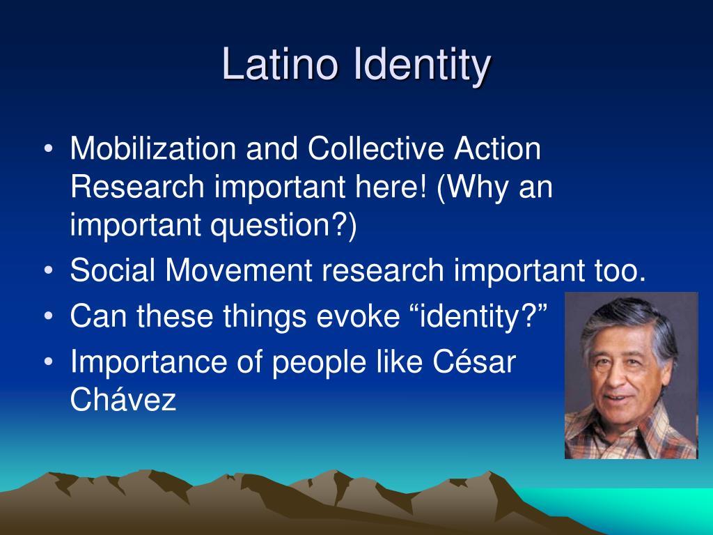 Latino Identity