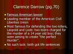 clarence darrow pg 70