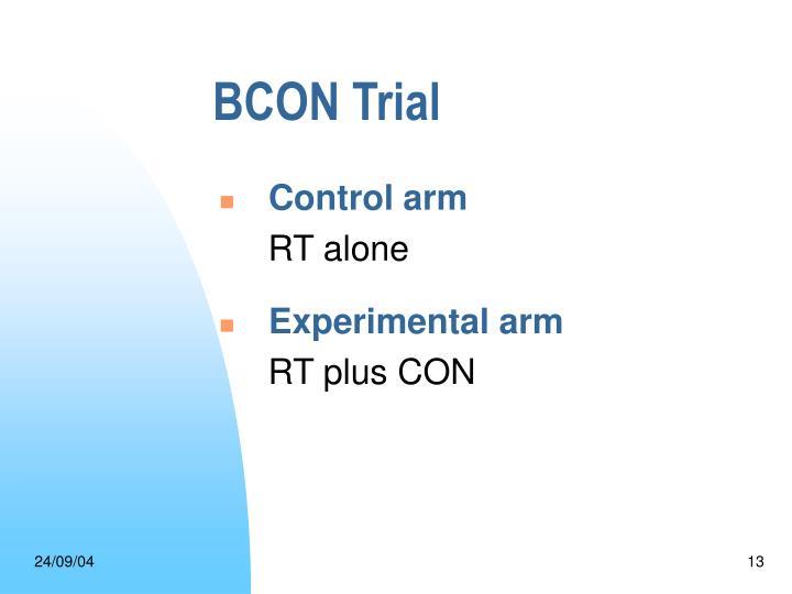 BCON Trial