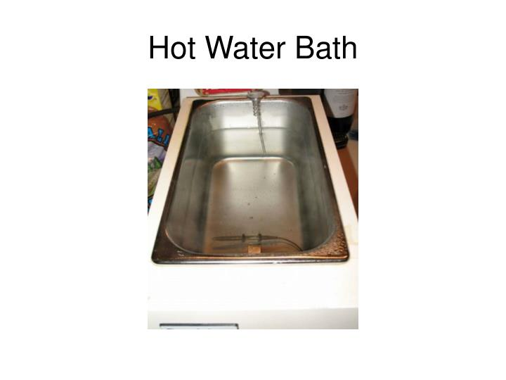 Ppt lab equipment review powerpoint presentation id - Bathtub that keeps water warm ...
