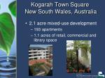 kogarah town square new south wales australia
