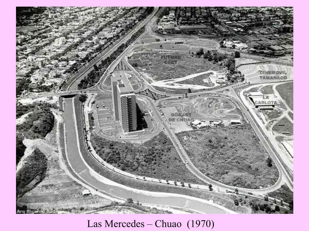 Las Mercedes – Chuao  (1970)