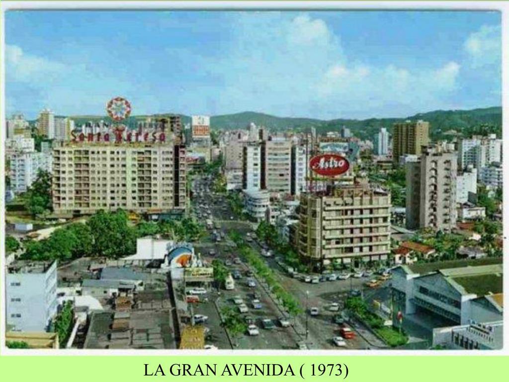LA GRAN AVENIDA ( 1973)