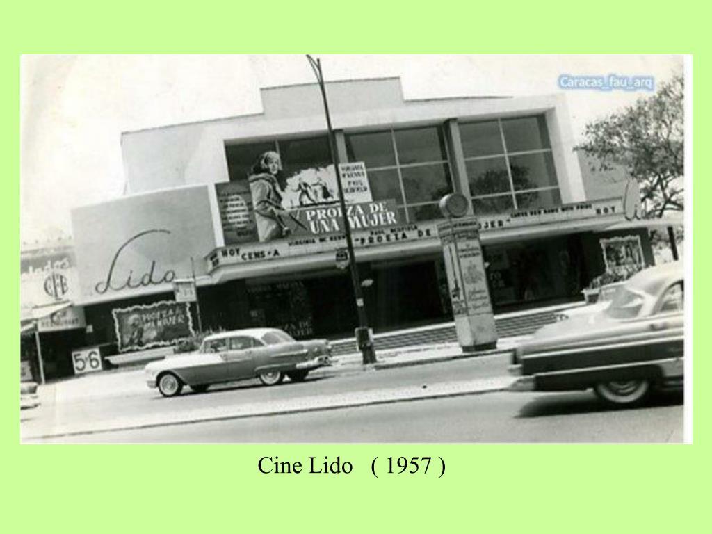 Cine Lido   ( 1957 )