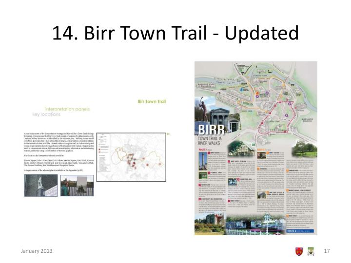 14. Birr Town Trail - Updated