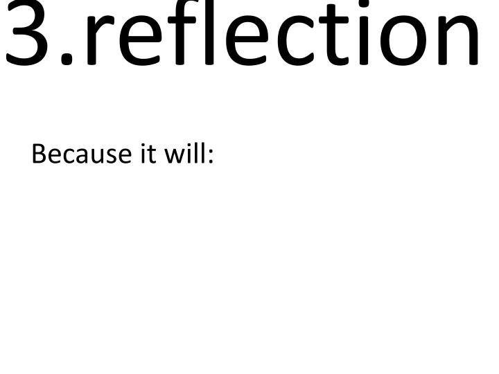 3.reflection