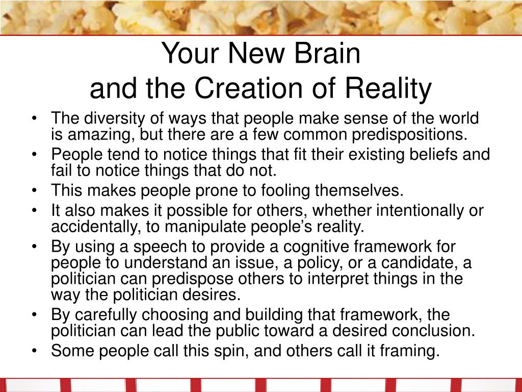 Your New Brain