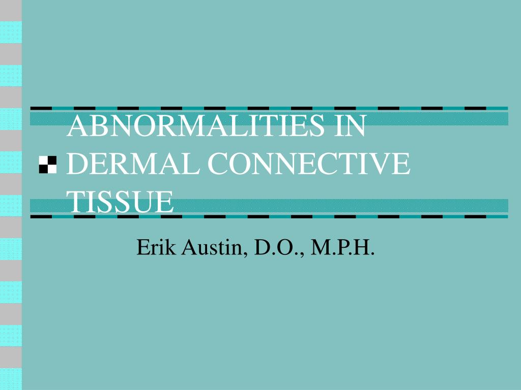 ABNORMALITIES IN
