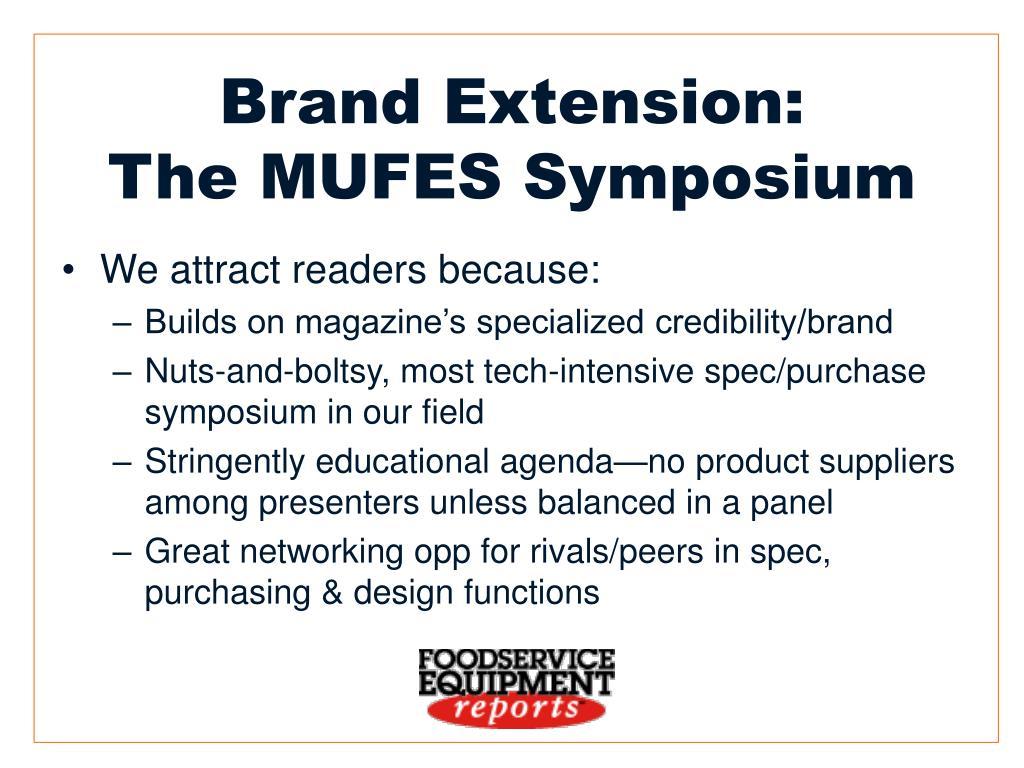 Brand Extension: