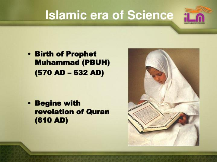 Islamic era of Science
