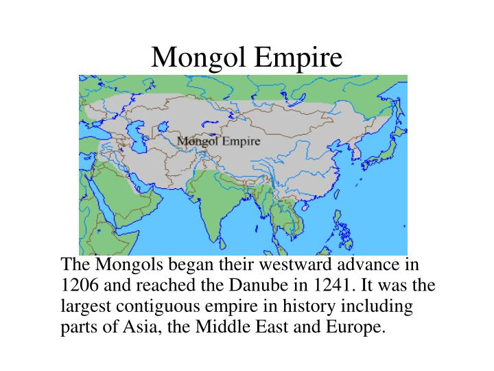 Mongol Empire