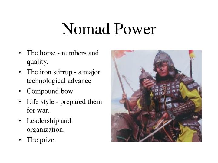 Nomad Power