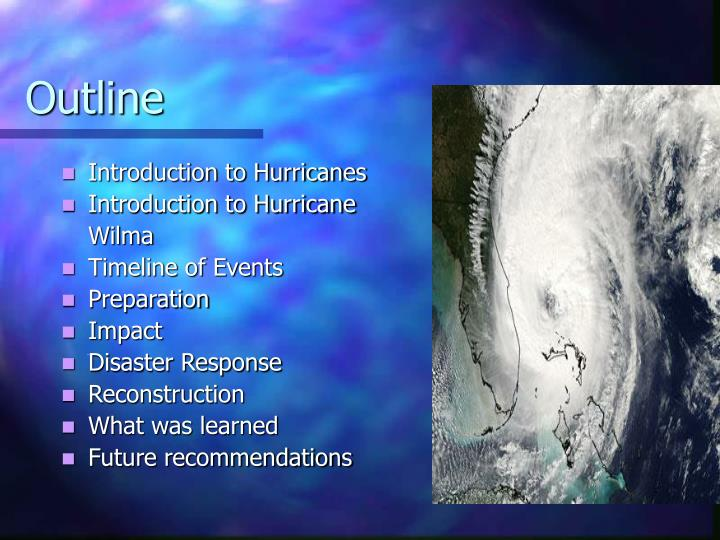 an introduction to the analysis of the movie hurricane Ap® english language and composition introducing rhetorical analysis through documentary film using documentary film as an introduction to rhetoric 1.
