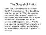 the gospel of philip2