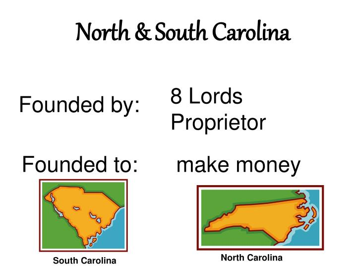 North & South Carolina