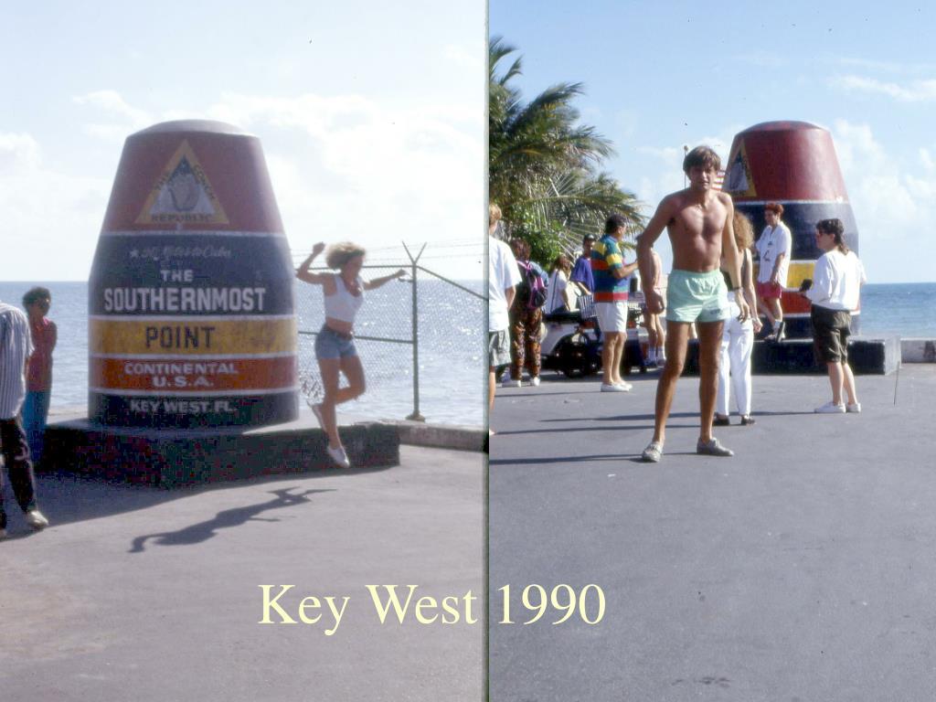 Key West 1990