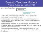 ernesto teodoro moneta premio nobel de la paz 19071