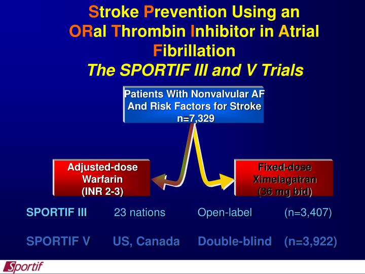 Patients With Nonvalvular AF