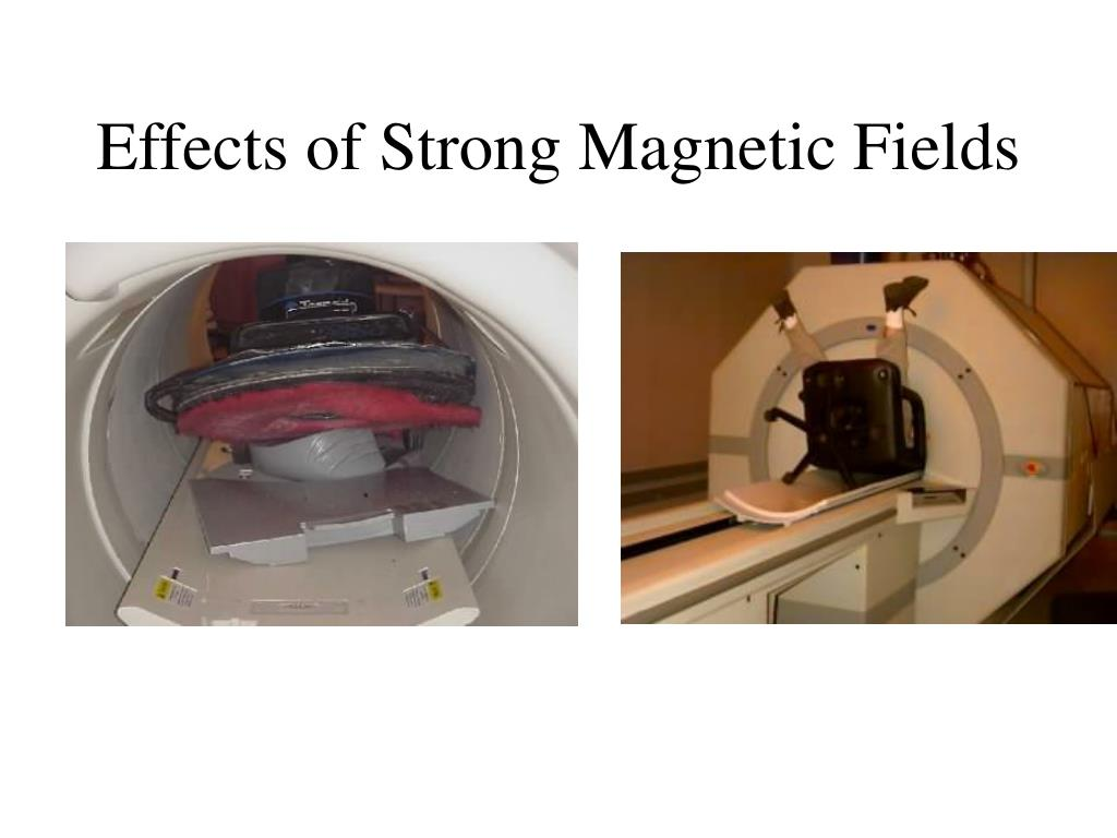 Effects of Strong Magnetic Fields