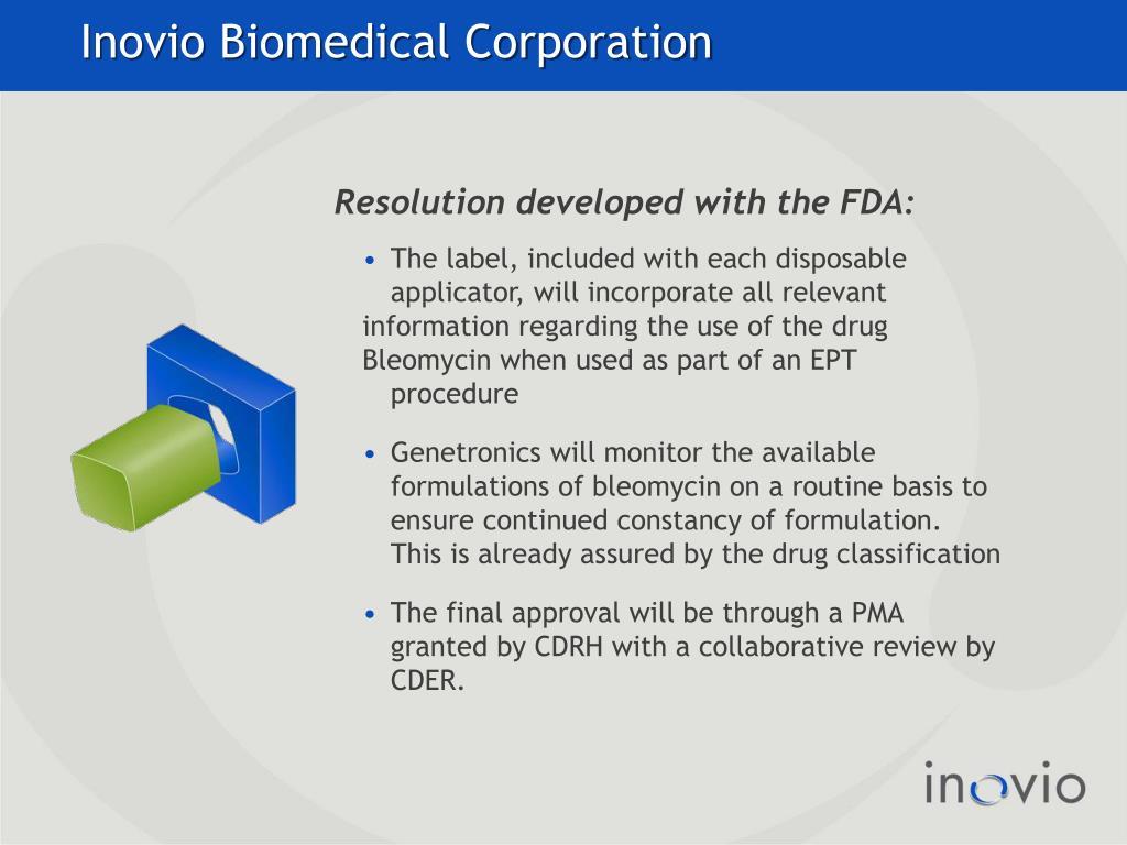 Inovio Biomedical Corporation