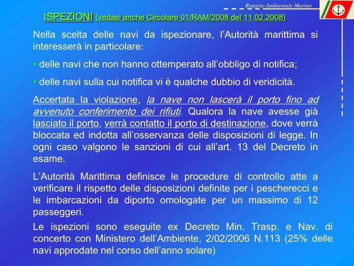 Reparto Ambientale Marino