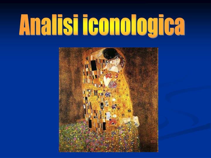 Analisi iconologica